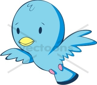 Baby Blue Bird Flying Bird | Clipart Panda - Free Clipart ...
