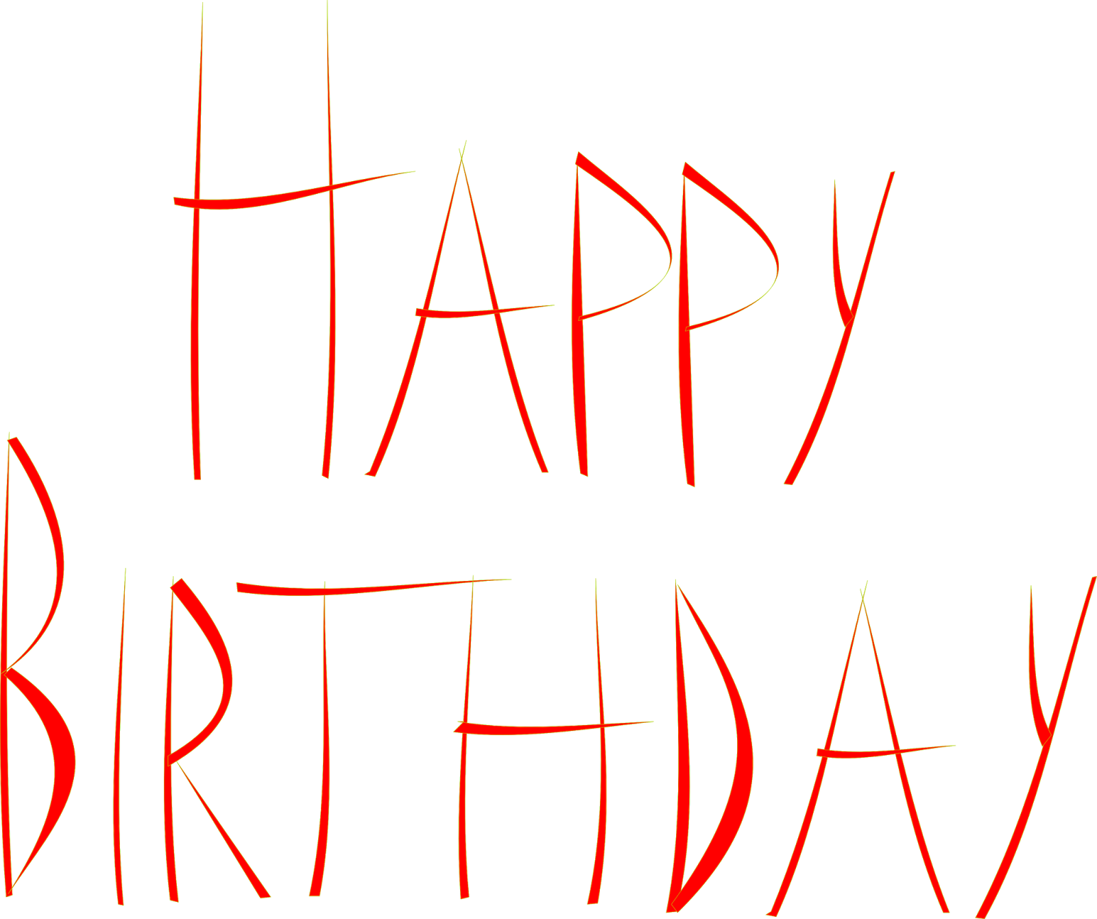 Happy Birthday Card Png ~ Birthday cards clip art clipart panda free images