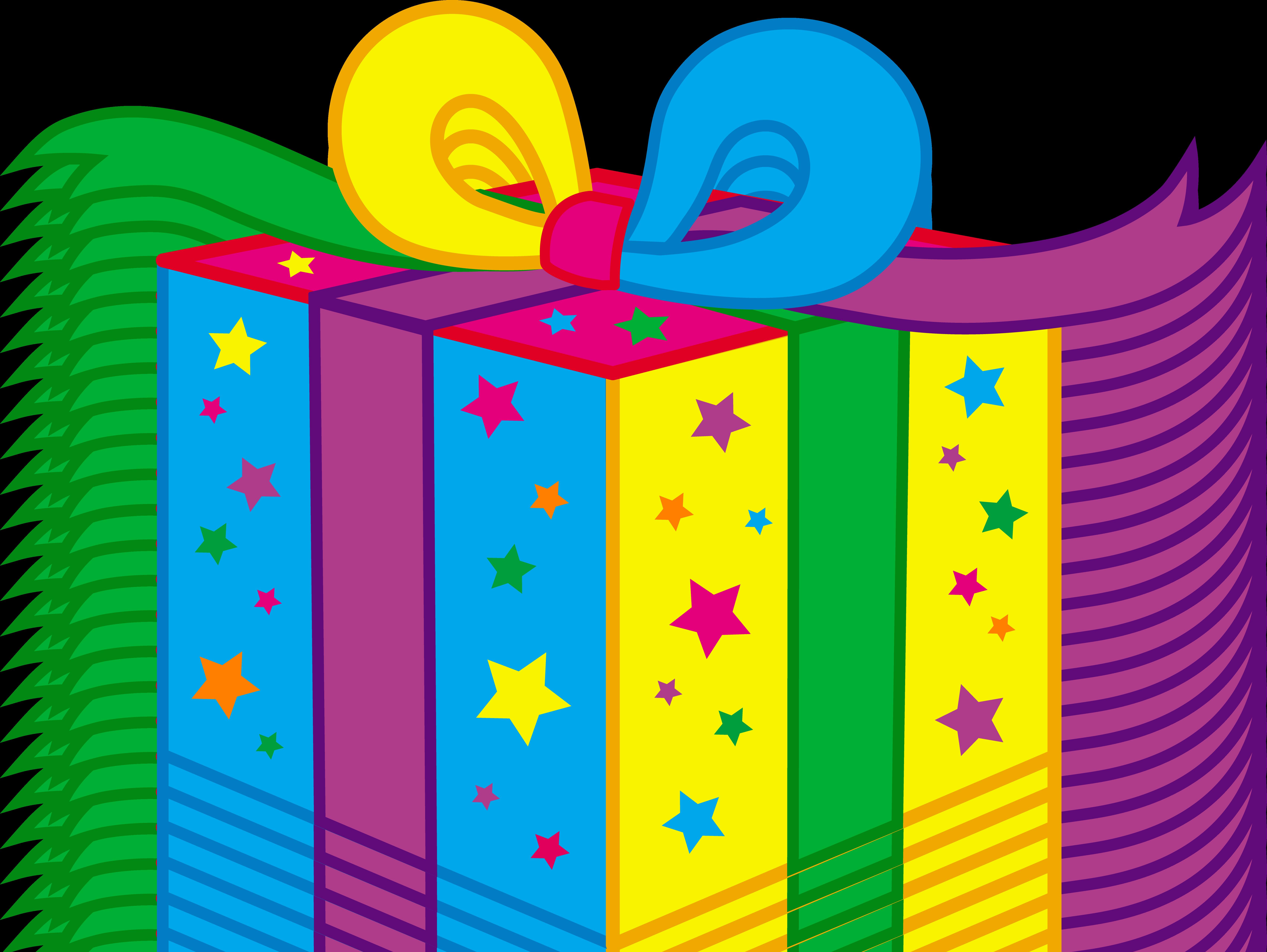 Birthday Present Clip Art | Clipart Panda - Free Clipart ...