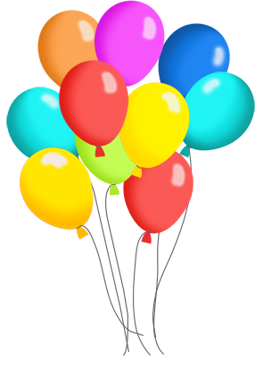 free birthday balloon clip art clipart panda free clipart images rh clipartpanda com birthday balloon clipart images 1st birthday balloon clipart