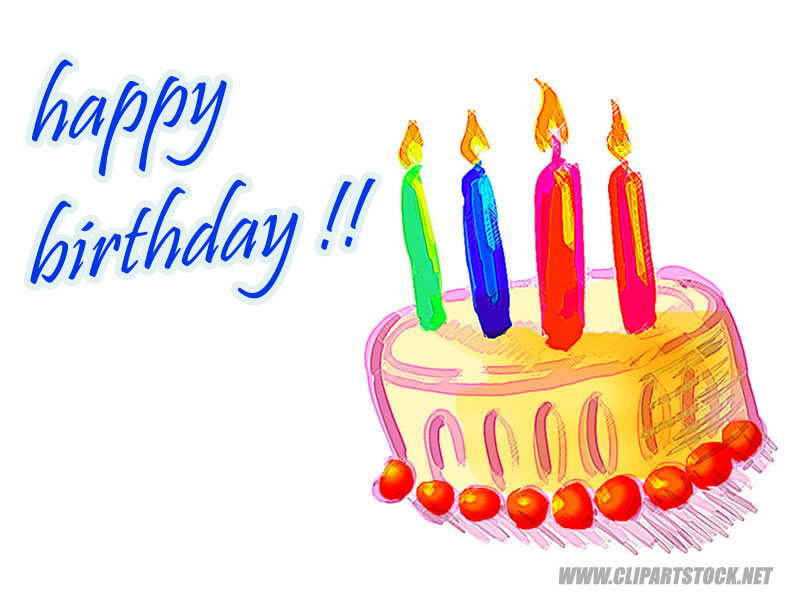 Happy Birthday Banner Clipart Clipart Panda Free Clipart Images