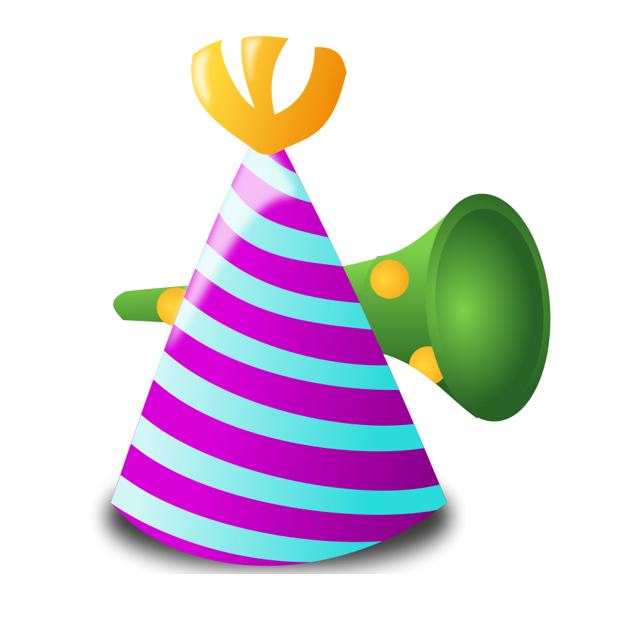 Birthday Hat Clipart Png | Clipart Panda - Free Clipart Images