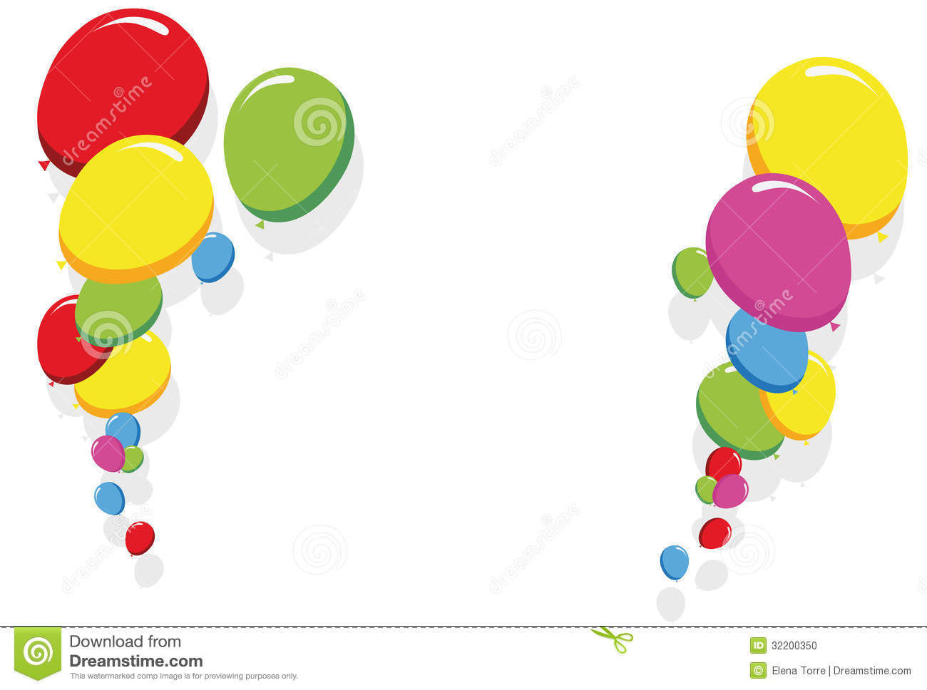 Birthday Clip Art Borders And Frames | Clipart Panda - Free ...
