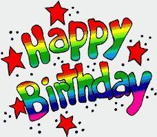 happy birthday clip art clipart panda free clipart images rh clipartpanda com clipart happy birthday animated lights clipart happy birthday yvonne