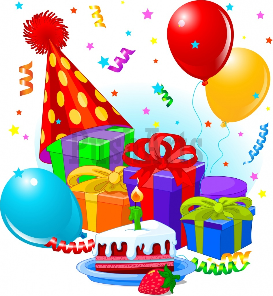 Birthday Clip Art And Free Birthday Graphics: Birthday Clip Art For Friend