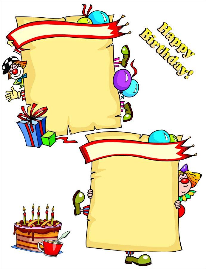 Free Birthday Clipart For Niece ~ Birthday clip art for niece clipart panda free