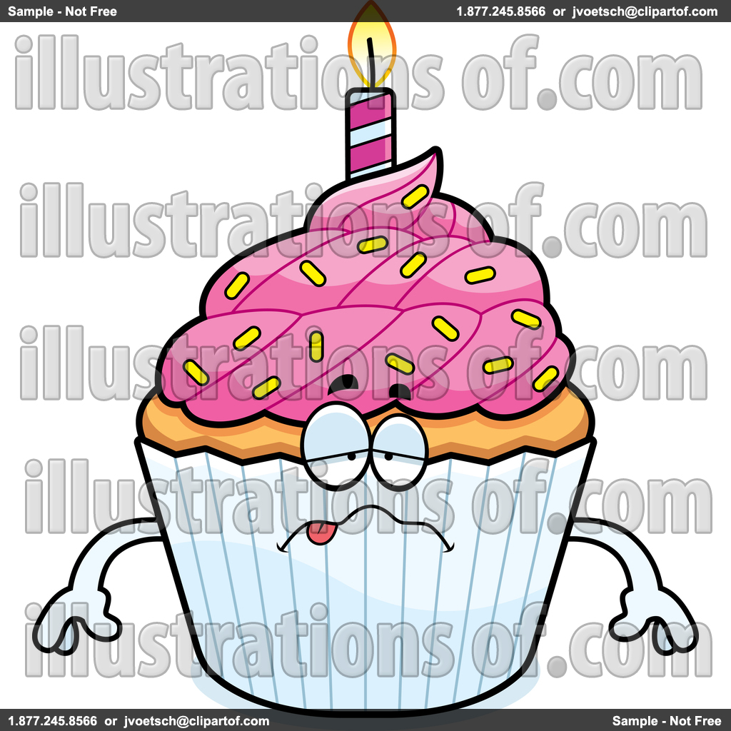 birthday-cupcake-clip-art-royalty-free-rf-birthday-cupcake-clipart ...