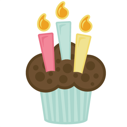 Birthday Cake  Candles Clipart Png