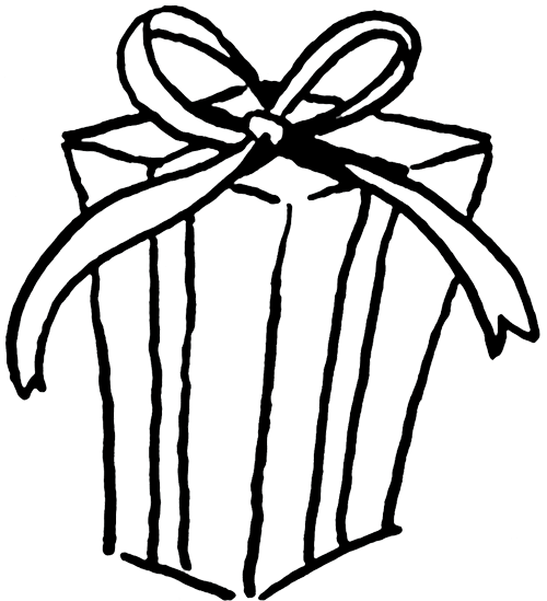 Birthday Gift Clipart | Clipart Panda - Free Clipart Images