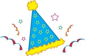 Clip Art Birthday Hat Clip Art birthday hat clipart panda free images