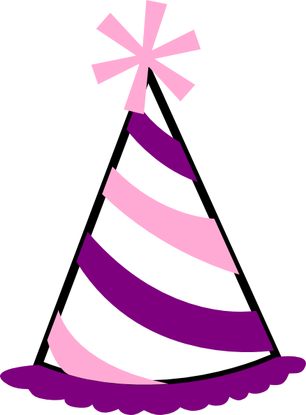 Birthday Hat Clip Art Clear Background Clipart Panda