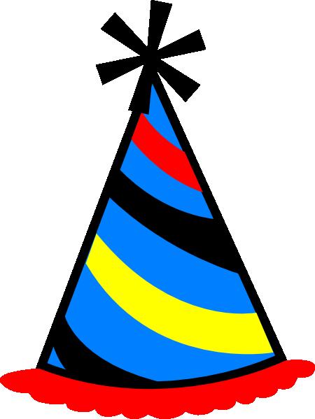 birthday hat transparent background clipart panda free clipart rh clipartpanda com Party Hat Clip Art Birthday Party Hat