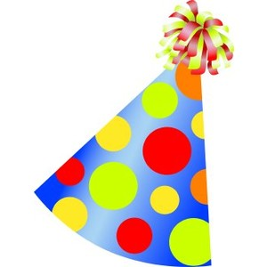 Birthday Hat Transparent Background Image