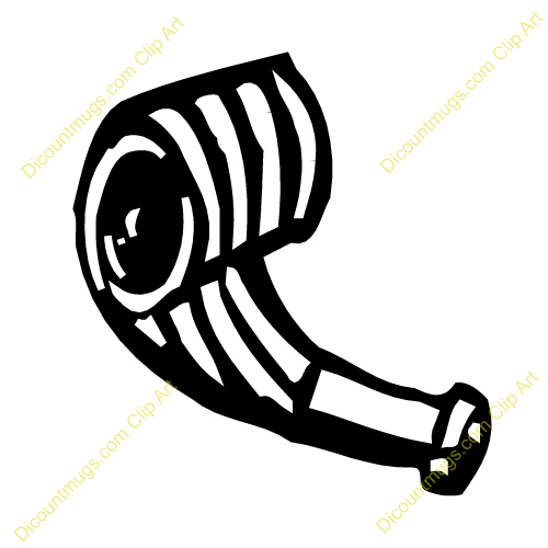 Birthday Horn Clip Art