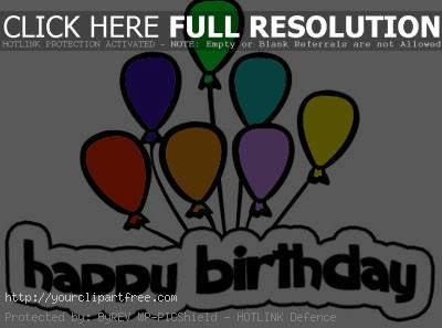 birthday%20party%20clipart%20black%20and%20white