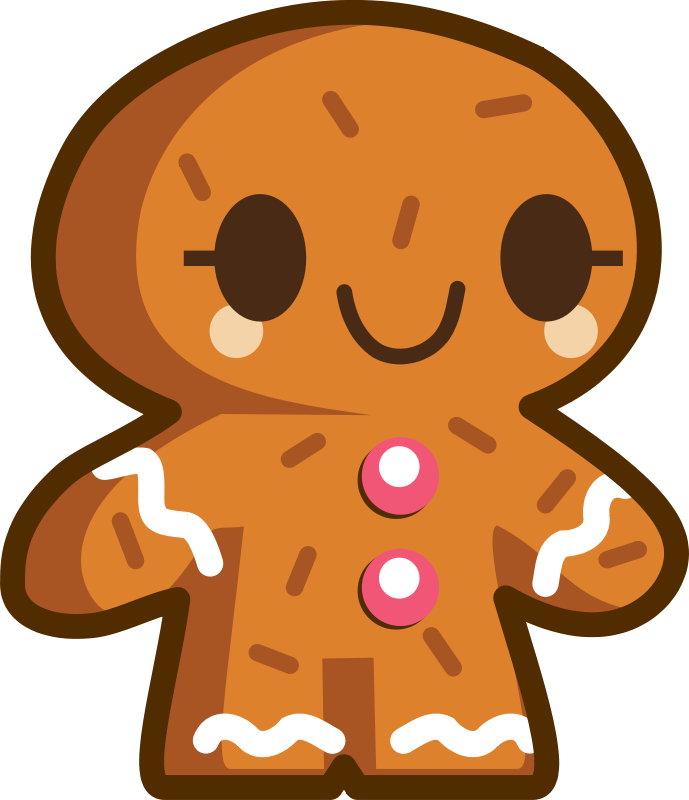 Clipart Cakes Png Christmas