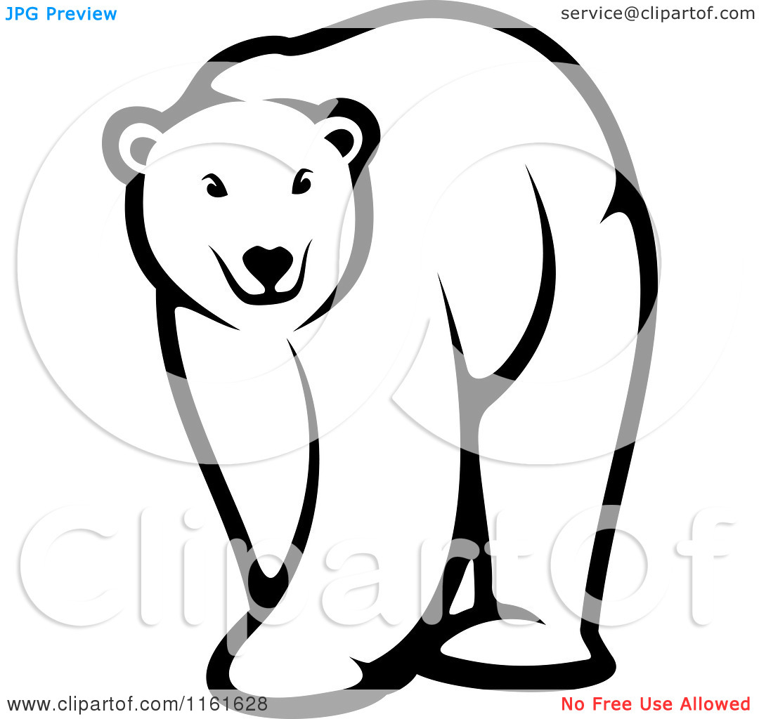 Displaying 19> Images For - Polar Bear Paw Prints...