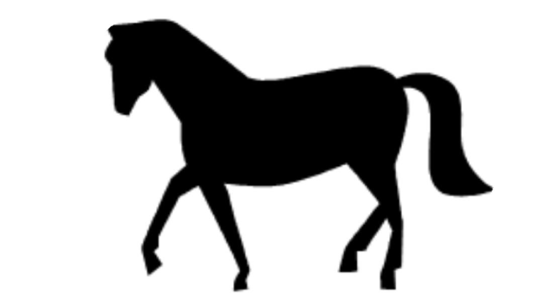 horse clip art black and white clipart panda free clipart images rh clipartpanda com clip art horseshoe template clip art horseshoe template