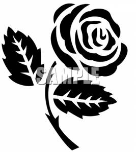 Clipart Rose Black And White | Clipart Panda - Free Clipart Images