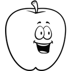 black%20and%20white%20apple%20clipart