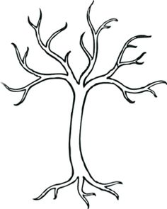 black and white bare tree clipart clipart panda free clipart images rh clipartpanda com bare tree branches clipart brown bare tree clip art