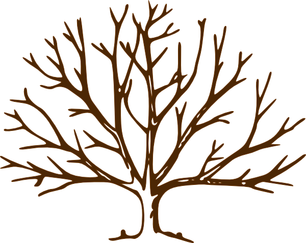 Black Bare Tree Clipart | Clipart Panda - Free Clipart Images