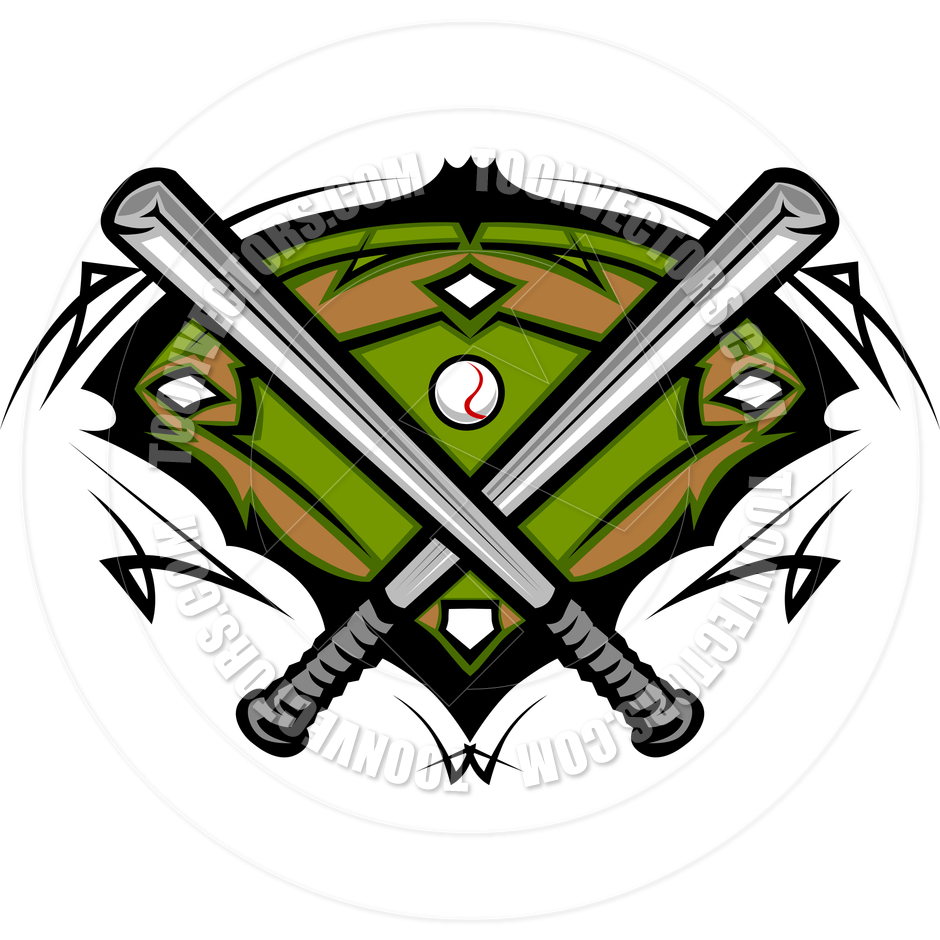 ... And White Baseball Field Clipart | Clipart Panda - Free Clipart Images