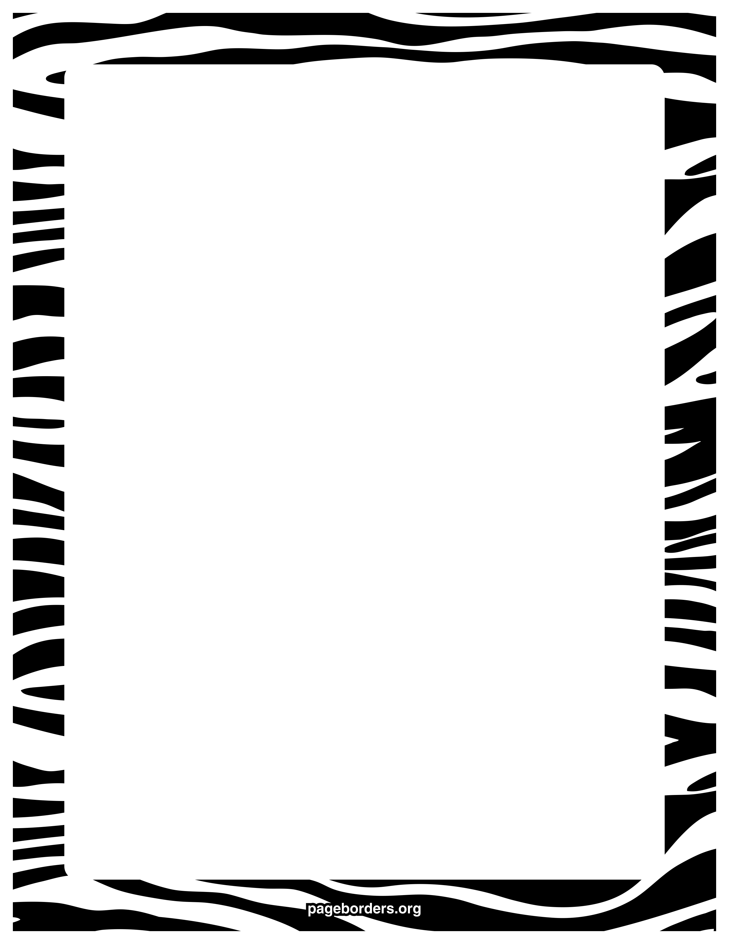 Black And White Fire Clipart Borders | Clipart Panda - Free Clipart ...