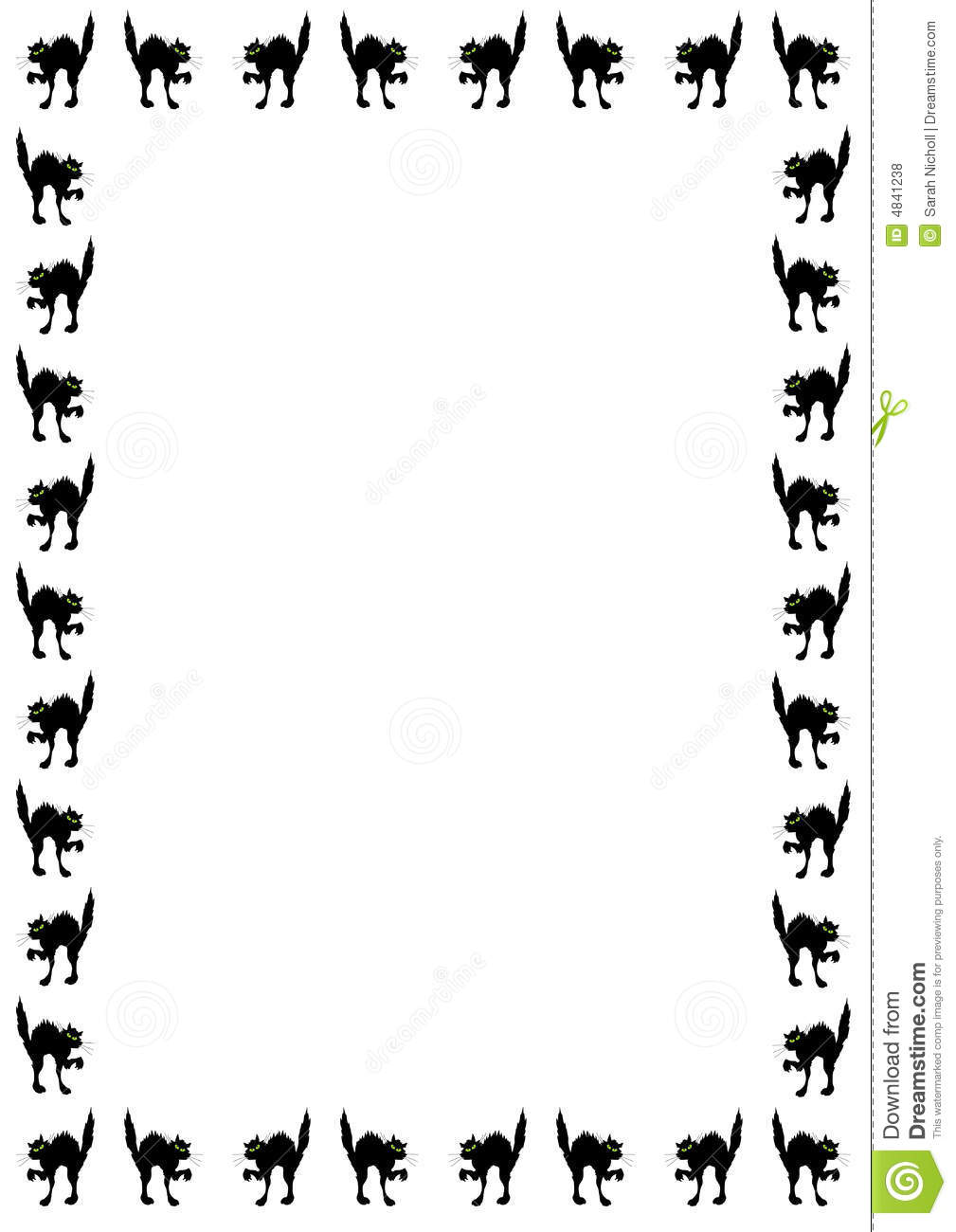 how to print pdf without white border