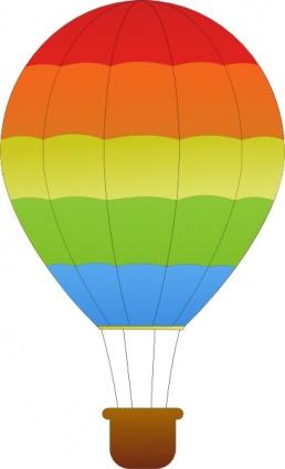 Hot Air Balloon Drawing Template  getdrawingscom