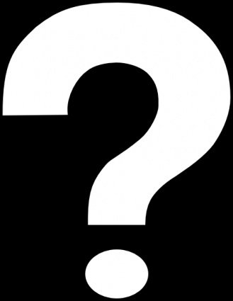 Inverted Question Mark | Clipart Panda - Free Clipart Images