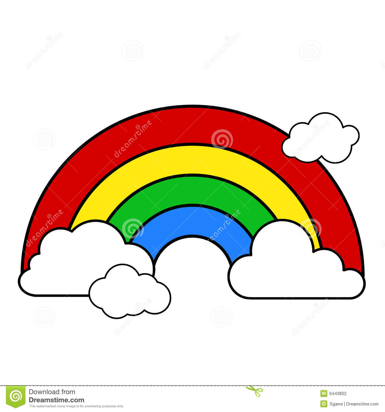 rainbow clip art clipart panda free clipart images rh clipartpanda com clip art rainbow bridge clipart rainbow black and white