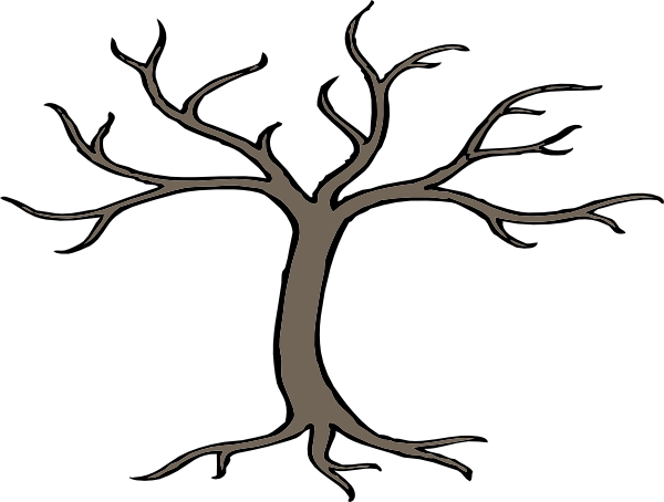 Tree With 3 Branches clip art | Clipart Panda - Free ...