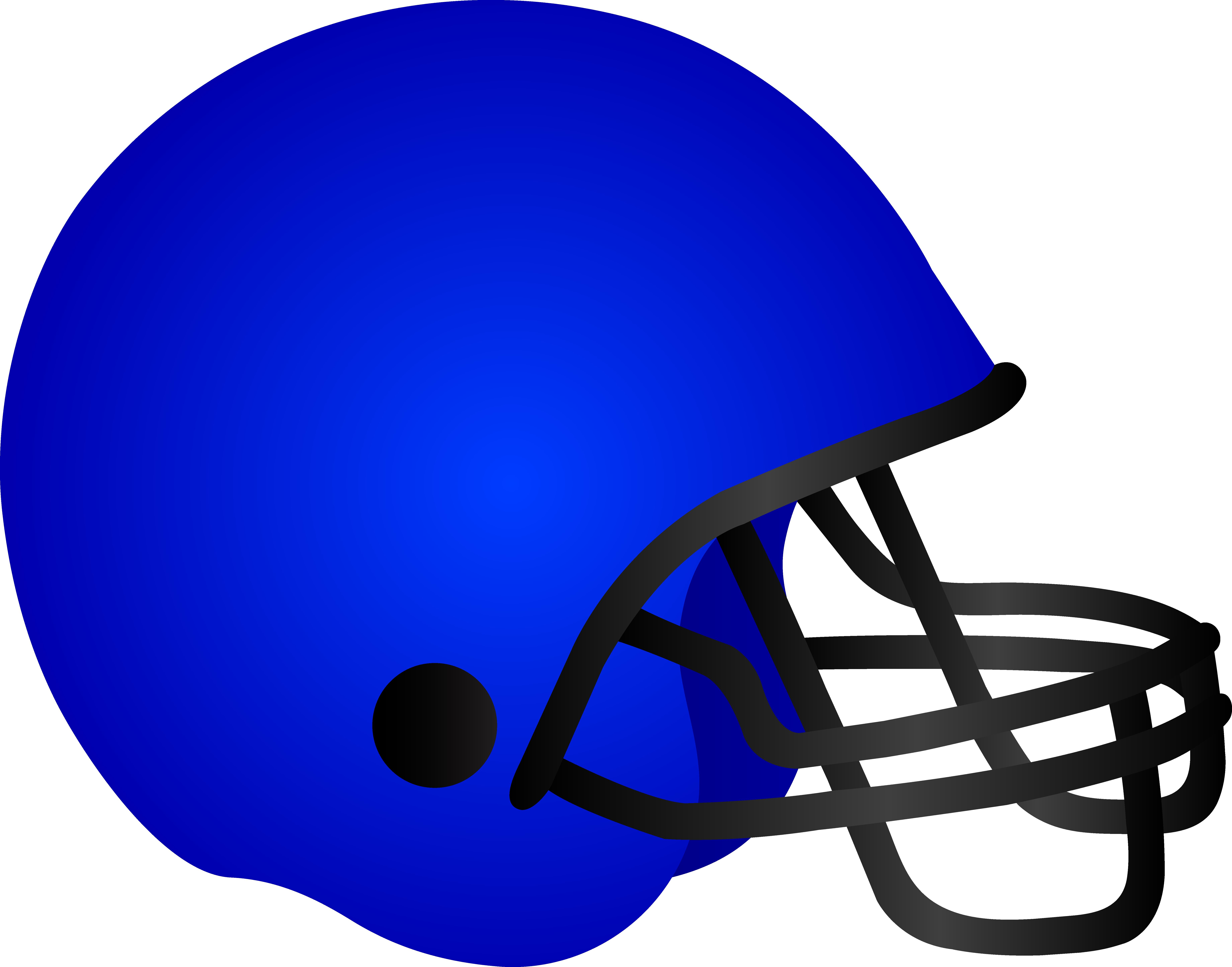 Black Football Helmet Clipart | Clipart Panda - Free Clipart Images