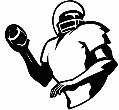 white high school football player clipart panda free clipart images rh clipartpanda com Basketball Player Clip Art Baseball Player Clip Art