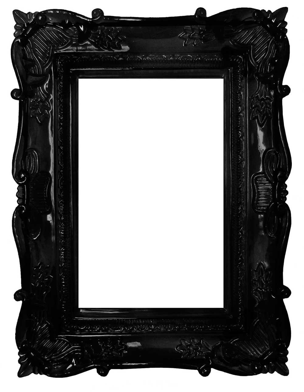 Black poster frames 19 x 27