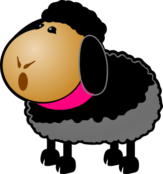 black sheep clipart clipart panda free clipart images rh clipartpanda com black sheep clip art free black sheep clipart graphics