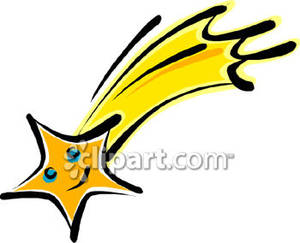 Black Shooting Star Clipart   Clipart Panda - Free Clipart Images