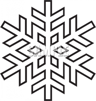 White Snowflake Clipart | Clipart Panda - Free Clipart Images