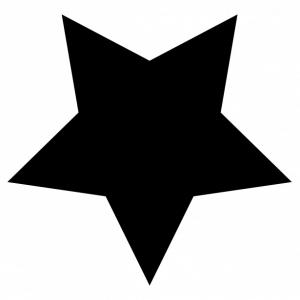 black%20star%20clip%20art