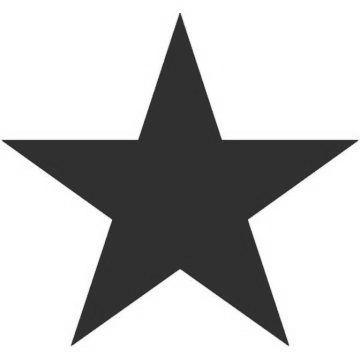 Black Star Clipart | Clipart Panda - Free Clipart Images