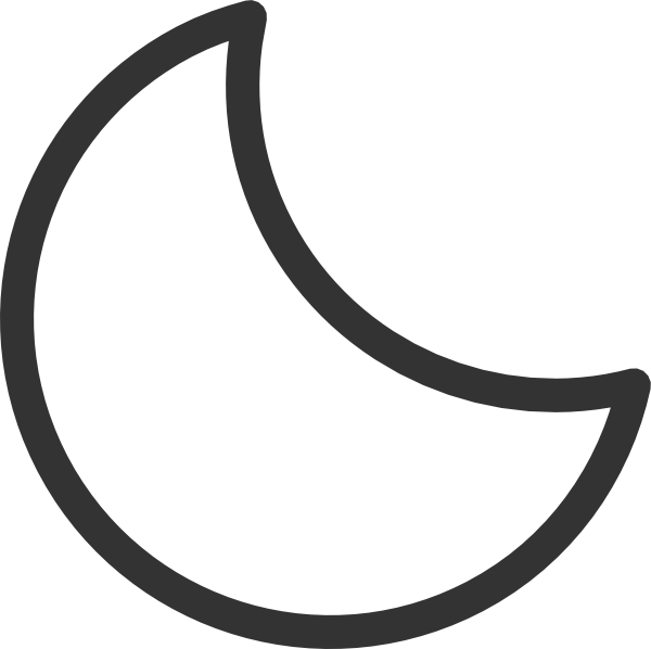 moon black and white clip art clipart panda free clipart images rh clipartpanda com clip art moon phases clip art moon face