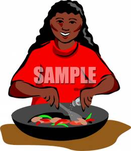 black%20woman%20cooking%20clipart