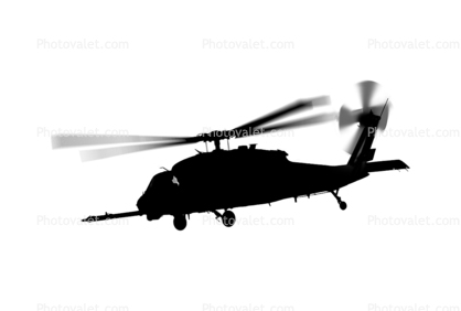 Blackhawk Helicopter Silhouette | Clipart Panda - Free Clipart Images