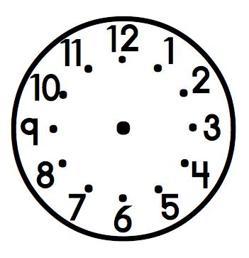 Blank Digital Clock Clipart | Clipart Panda - Free Clipart ... Blank Alarm Clock Clipart
