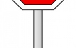 Blank Stop Sign Clipart | Clipart Panda - Free Clipart Images