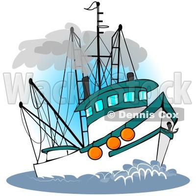 Clip Art Fishing Boat Clipart sport fishing boat clip art clipart panda free images