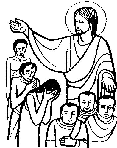 Coloring Pages On Lent