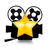 Blockbuster Movies Clip Art