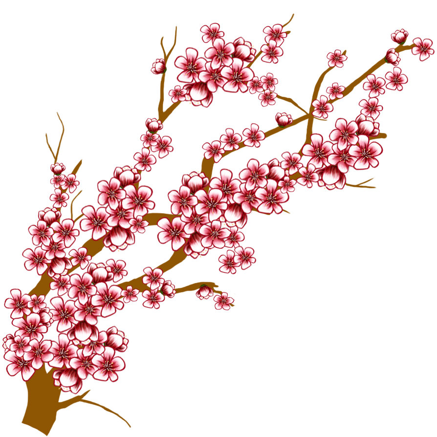 blossom 20clipart clipart panda free clipart images cherry blossom clip art with birds cherry blossom clip art free to download